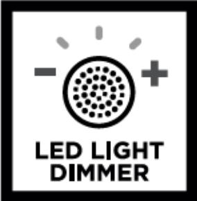 LED LIGHT DIMMER