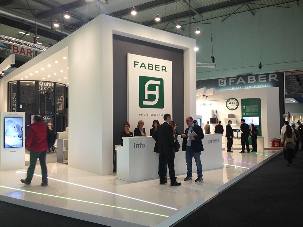 Milan eurocucina ftk salone del mobile 2014 faber s p a - Fiera del mobile bologna ...