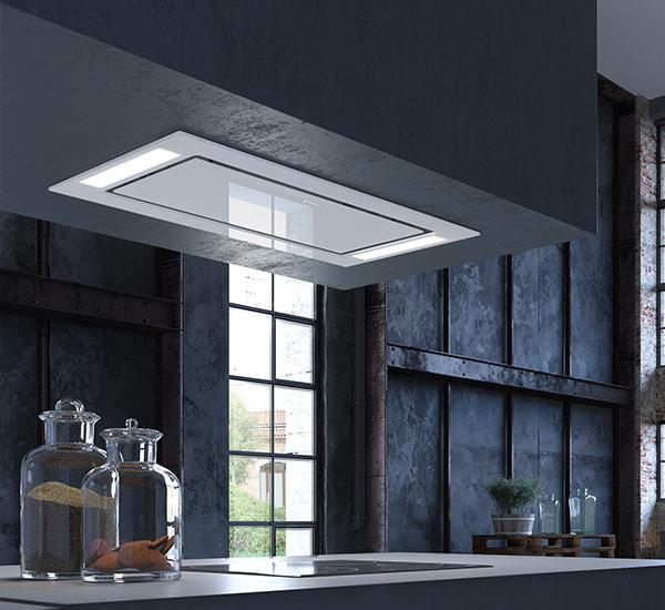 Faber HEAVEN GLASS 2.0 Cooker Hood Built-in design