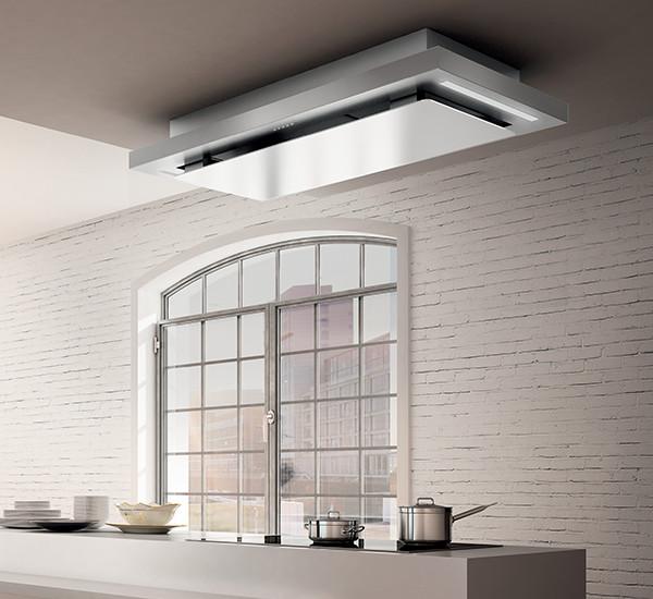 SKYPAD 2.0 - Tanka i lagana – dizajnirana stropna napa koja se nalazi iznad ploče za kuhanje