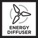 ENERGY DIFFUSER