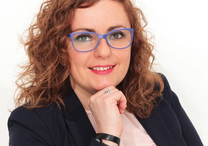 Serena Sorana is Faber's new Marketing Manager
