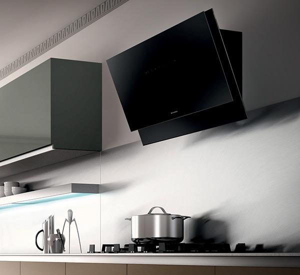BLACK TIE - Ultra cienki design