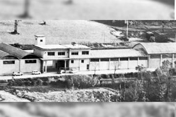 1963 - La fondazione di Faber e la prima cappa aspirante.