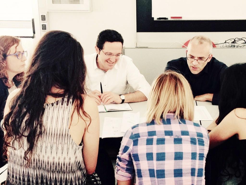 Workshop Faber al Politecnico