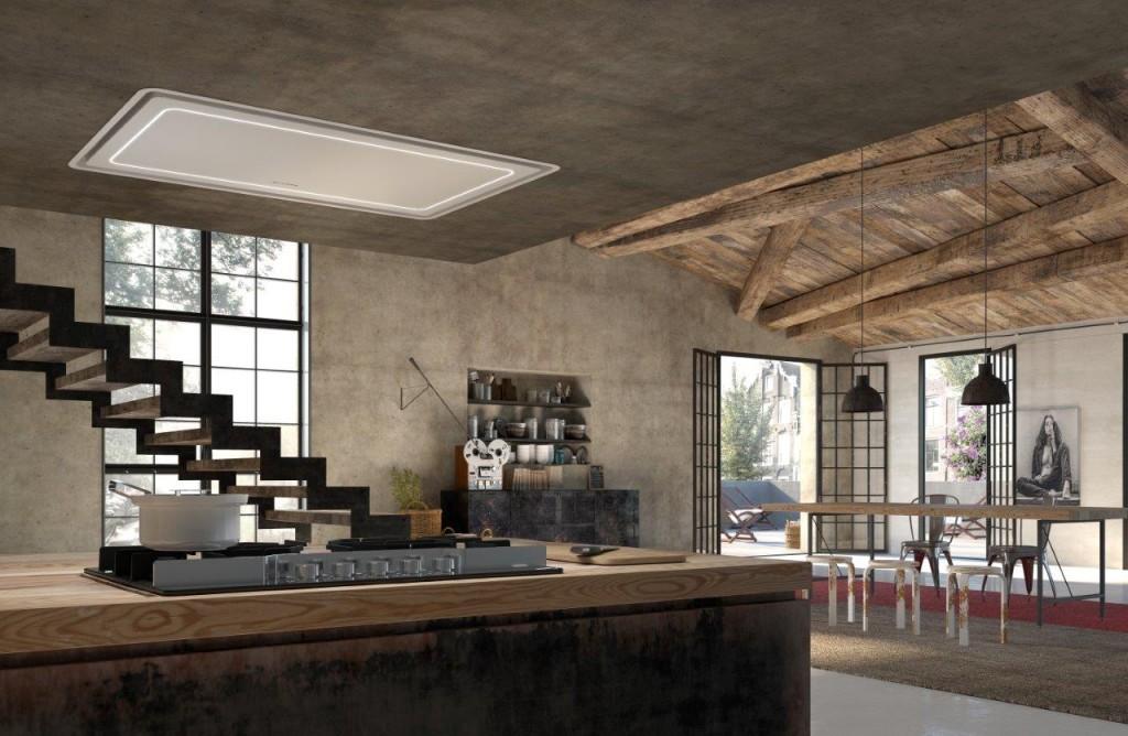 Luce, design, comfort e funzionalità: a Eurocucina Faber presenta la linea Family Light