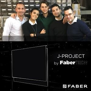 Faber presenta la cappa Open Source