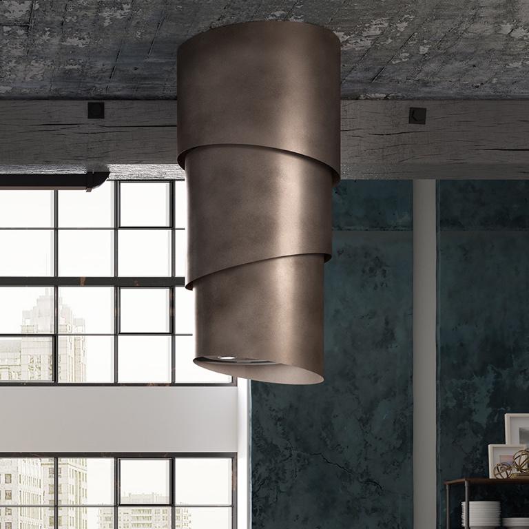Cappe cucina e piani cottura a induzione faber spa for Cappe aspiranti per cucina vortice