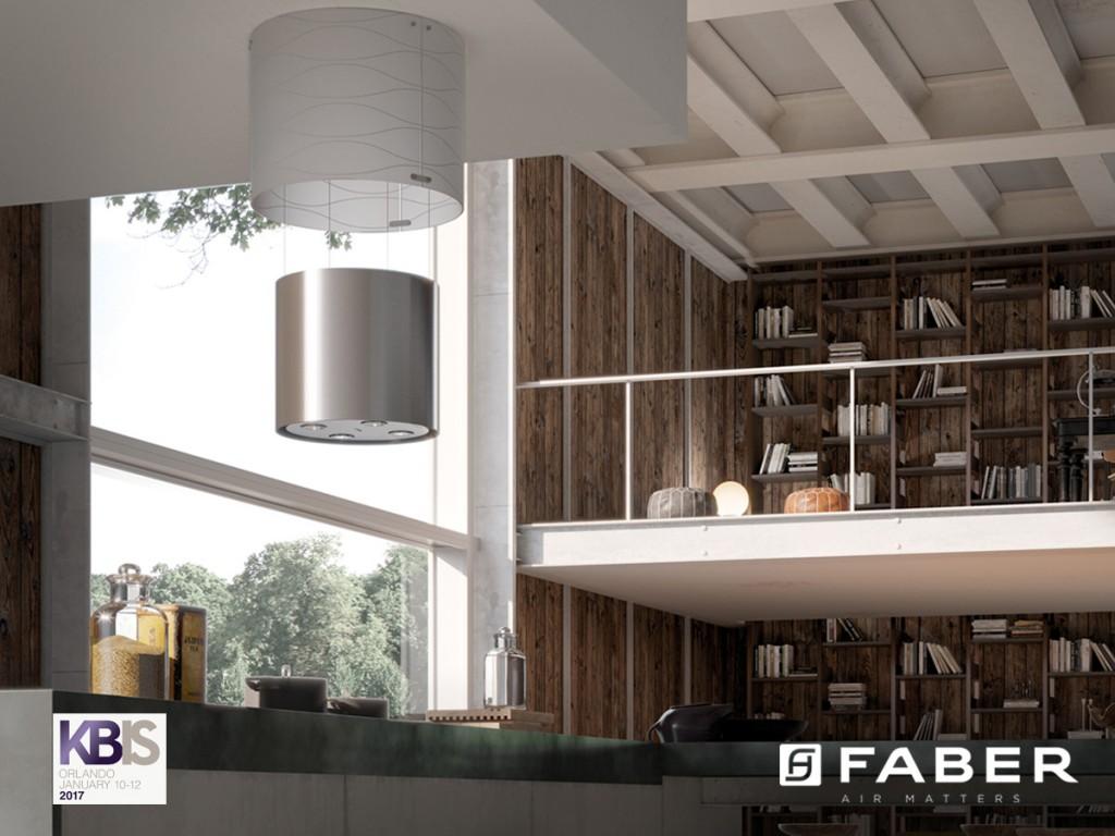 Faber partecipa alla KBIS 2017 di Orlando, il salone del mobile made in USA