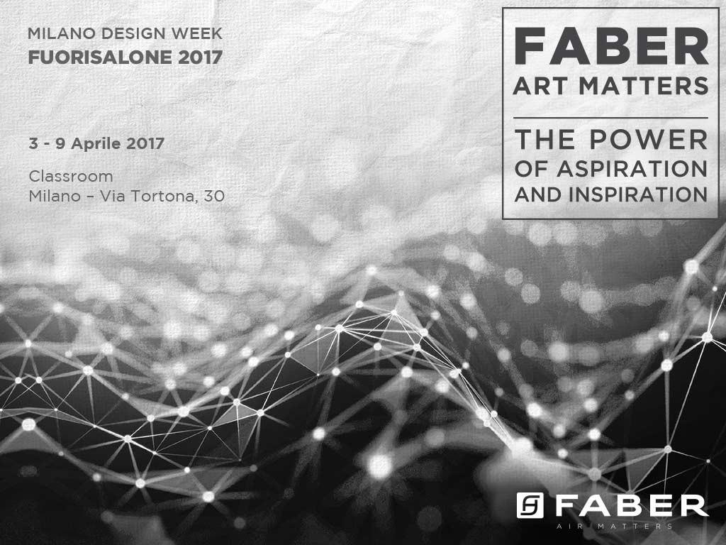 Faber porta al Fuorisalone la tradizione della carta di Fabriano