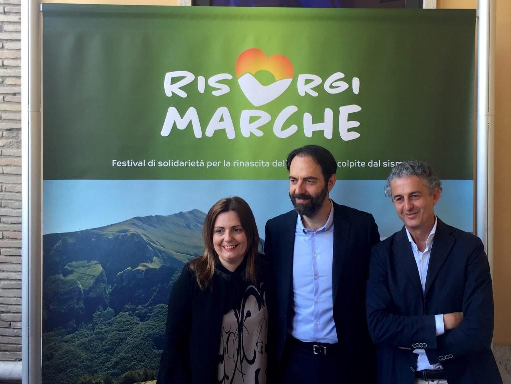 Risorgi Marche - Neri Marcorè