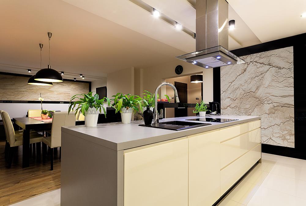 Soluzioni e Idee per una cucina moderna con isola - Faber