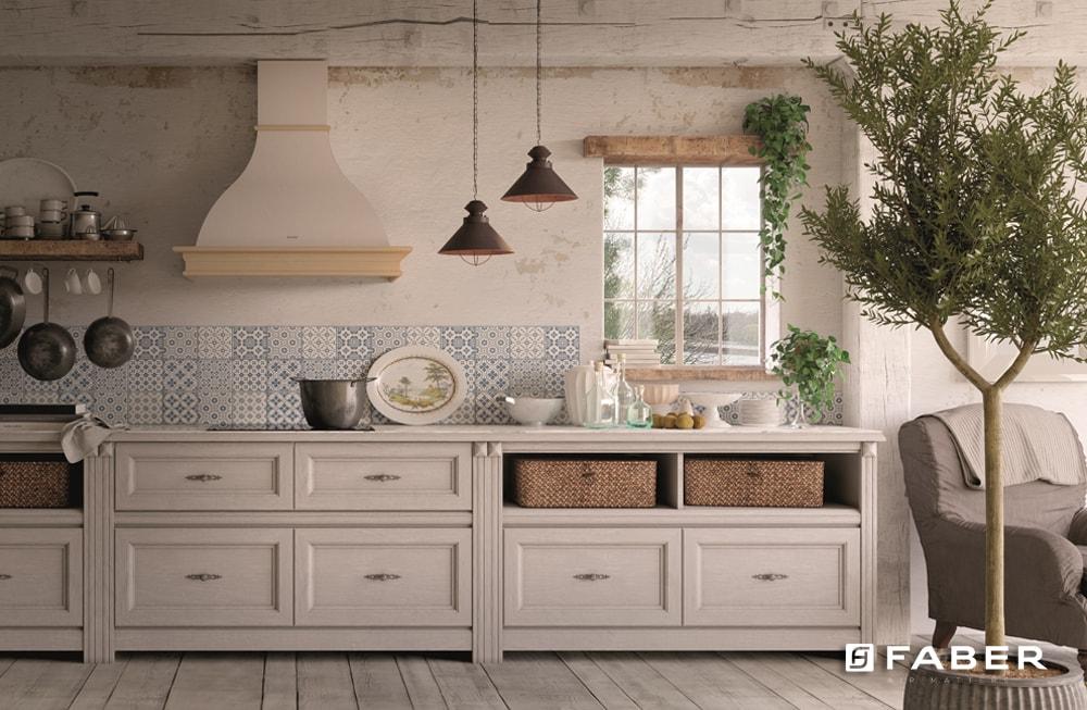 Arredare una cucina rustica: ecco i dettagli da non trascurare - Faber