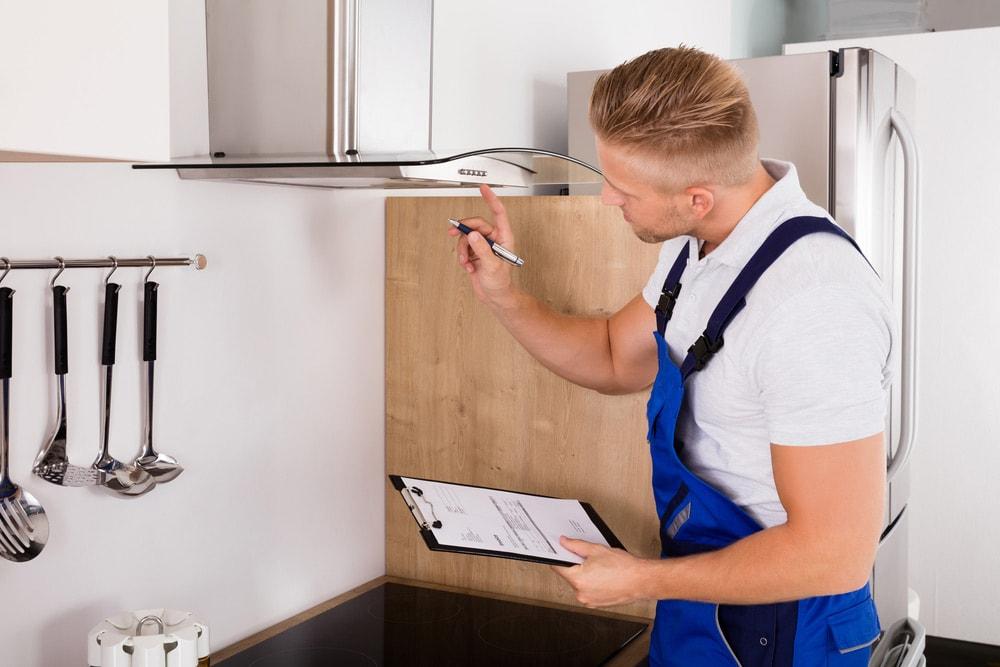 Normativa scarico fumi la cappa da cucina a norma di legge faber - Scarico fumi cappa cucina a parete ...
