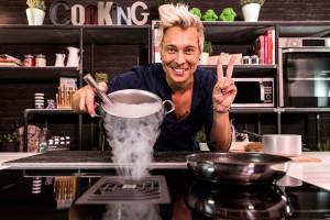 Andrea Mainardi e Faber: videoricette in cucina