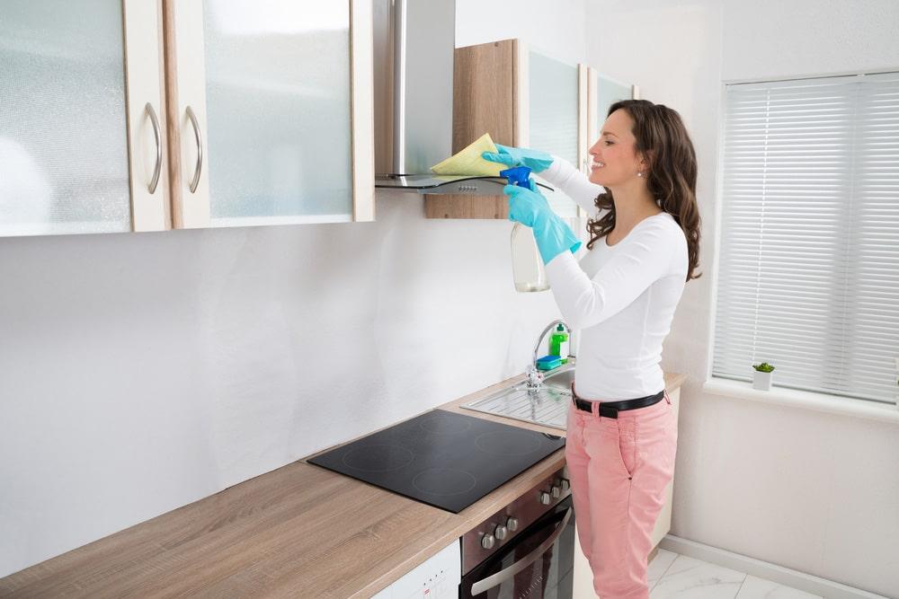 Come pulire la cappa da cucina: il metodo infallibile - Faber