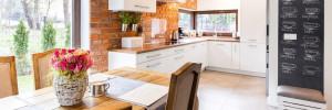 Cucina angolare: soluzioni d'arredo per unire stile e funzionalità - Faber
