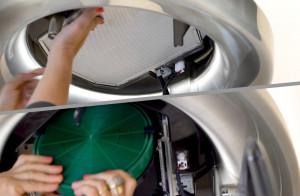 Filtri per cappe da cucina tipologie e differenze - Faber
