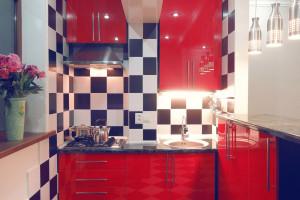 idee salvaspazio per la cucina - Faber