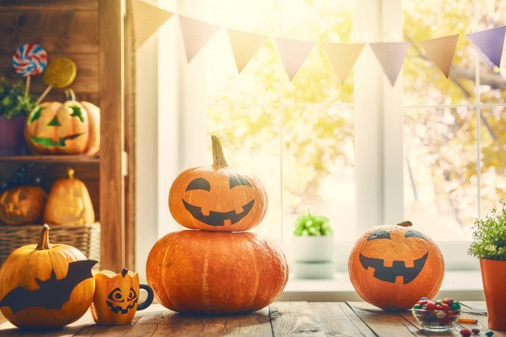 addobbi e decorazioni di halloween fai da te per la cucina