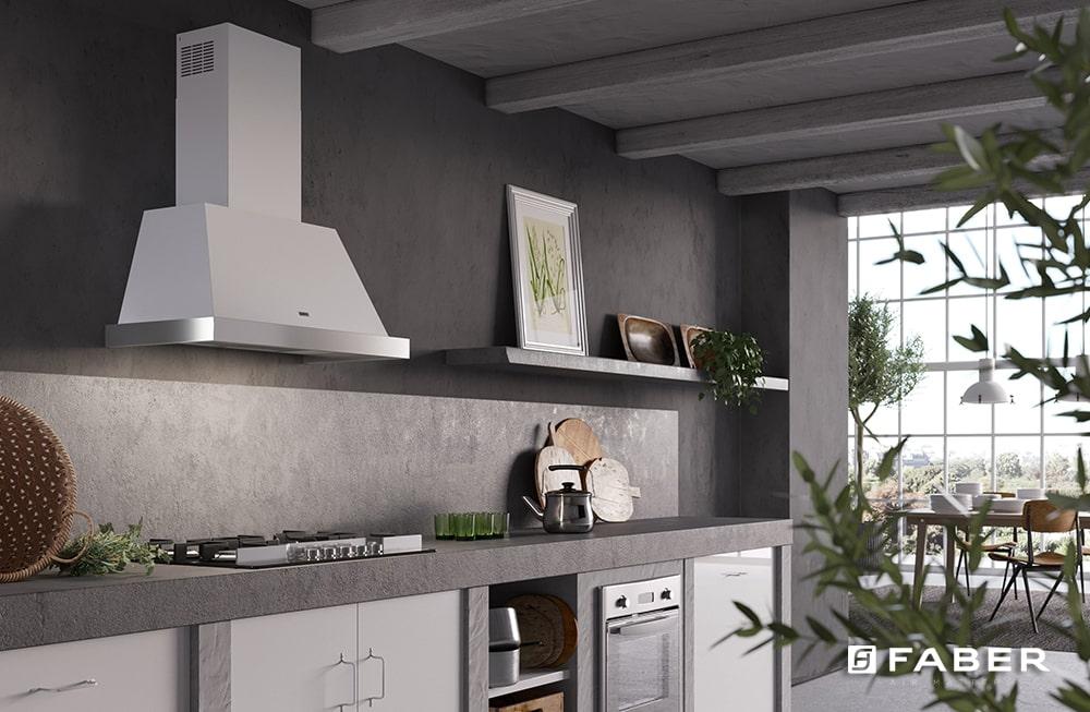 4 idee per decorare la cucina e arredarla in modo originale - Faber