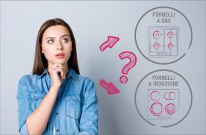 Risparmiare in cucina: scegliere fornelli a gas o i piani a induzione? - Faber