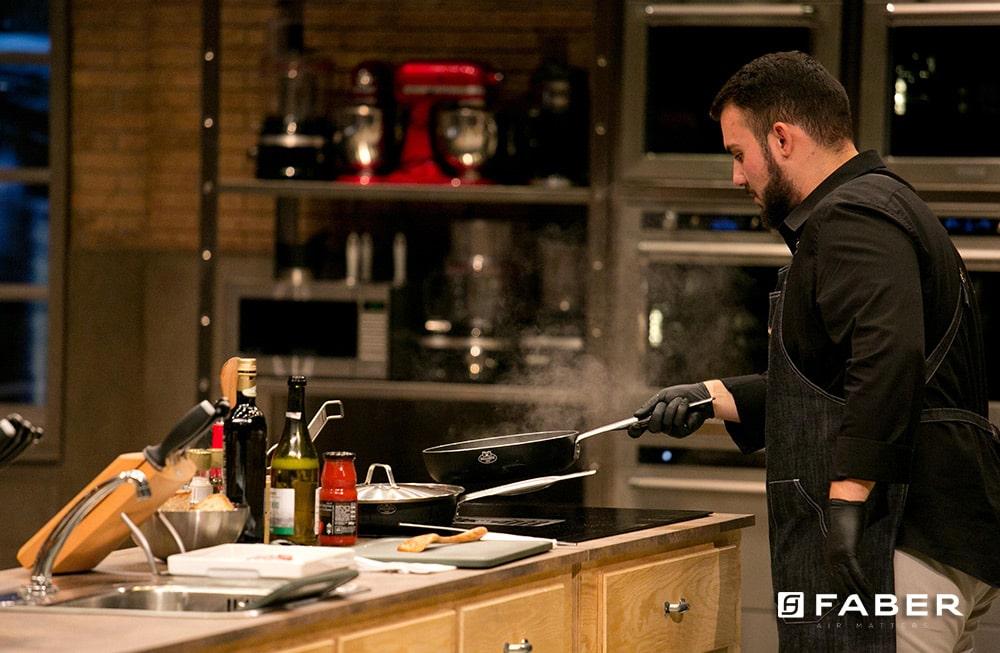 Come fare la pasta fresca a mano - Ristorante degli chef - Faber