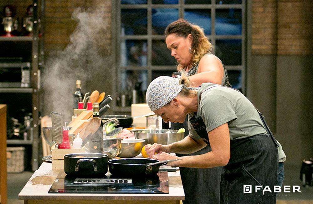 Ristorante degli Chef: Faber porta la cucina italiana su Rai 2