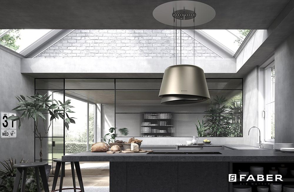 I colori in cucina: scegliere i colori per le pareti - Faber
