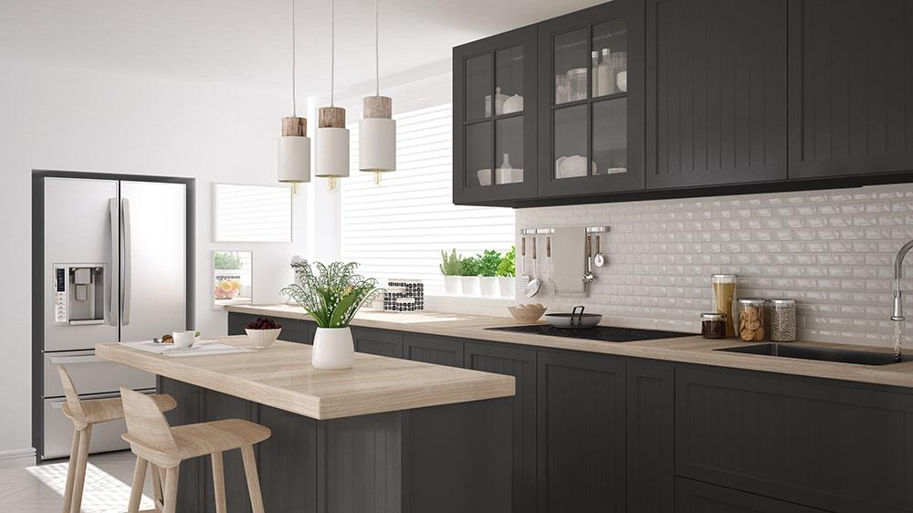 Tutti i vantaggi di una cucina con penisola - Faber