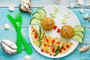 Come far mangiare il Pesce ai bambini con la ricetta giusta
