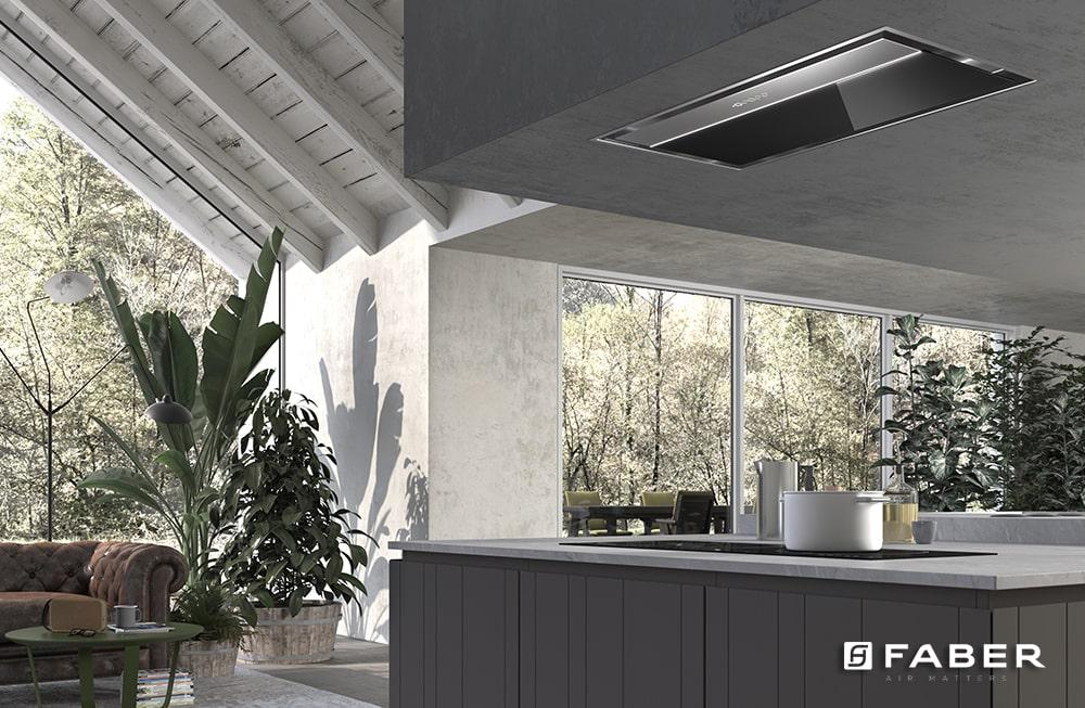 ONYX-C_SET Arredare la cucina con lo stile feng shui - Faber