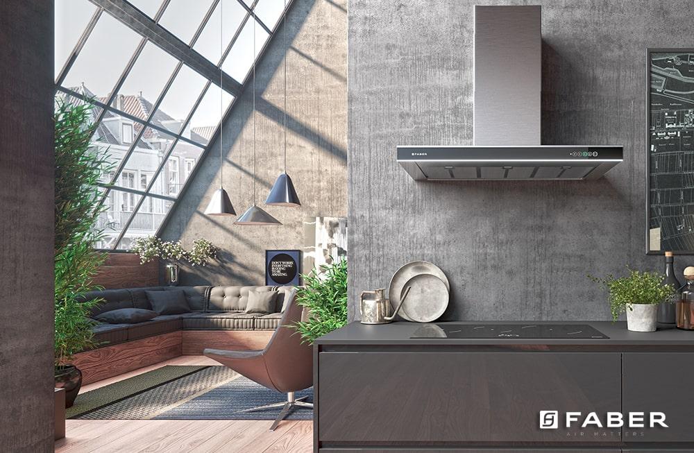 ONYX-T_SET Arredare la cucina con lo stile feng shui - Faber