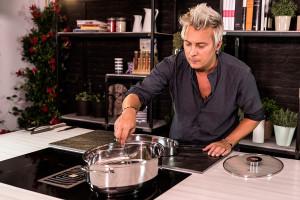 La ricetta per preparare il Salmone affumicato di Andrea Mainardi - Faber