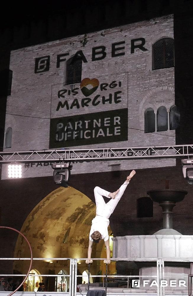 RisorgiMarche 2019 e Faber: 1° tappa a Fabriano - #Faber4RisorgiMarche