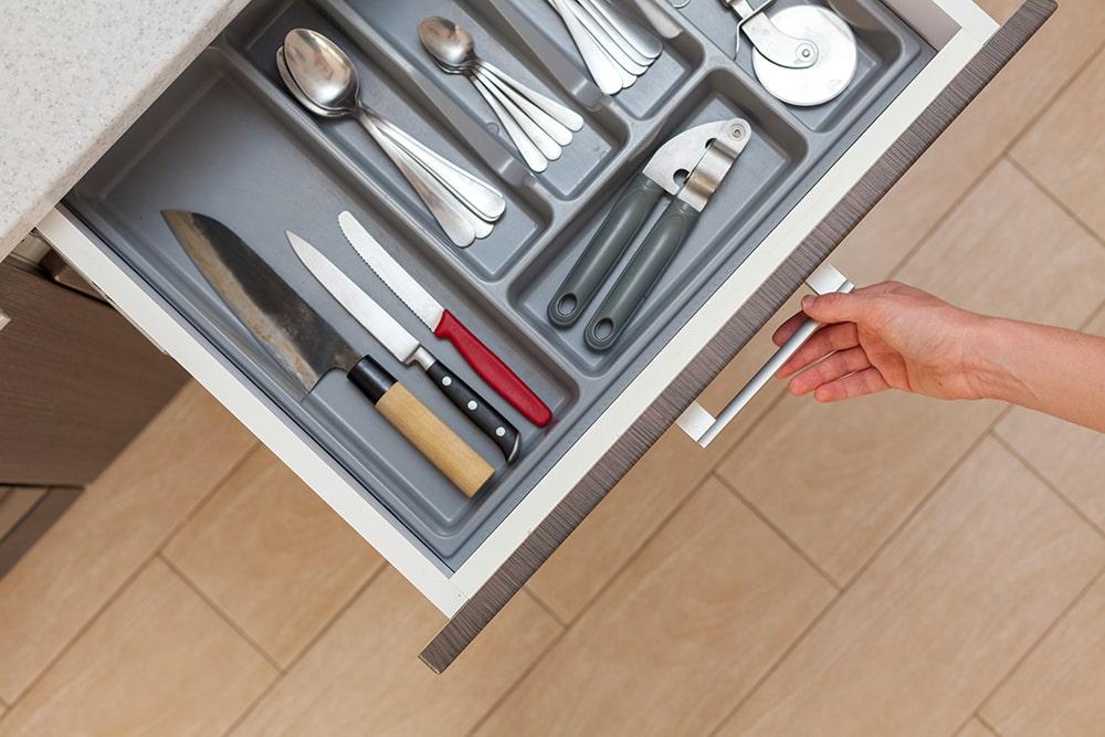Le basi di una cucina ergonomica - Faber