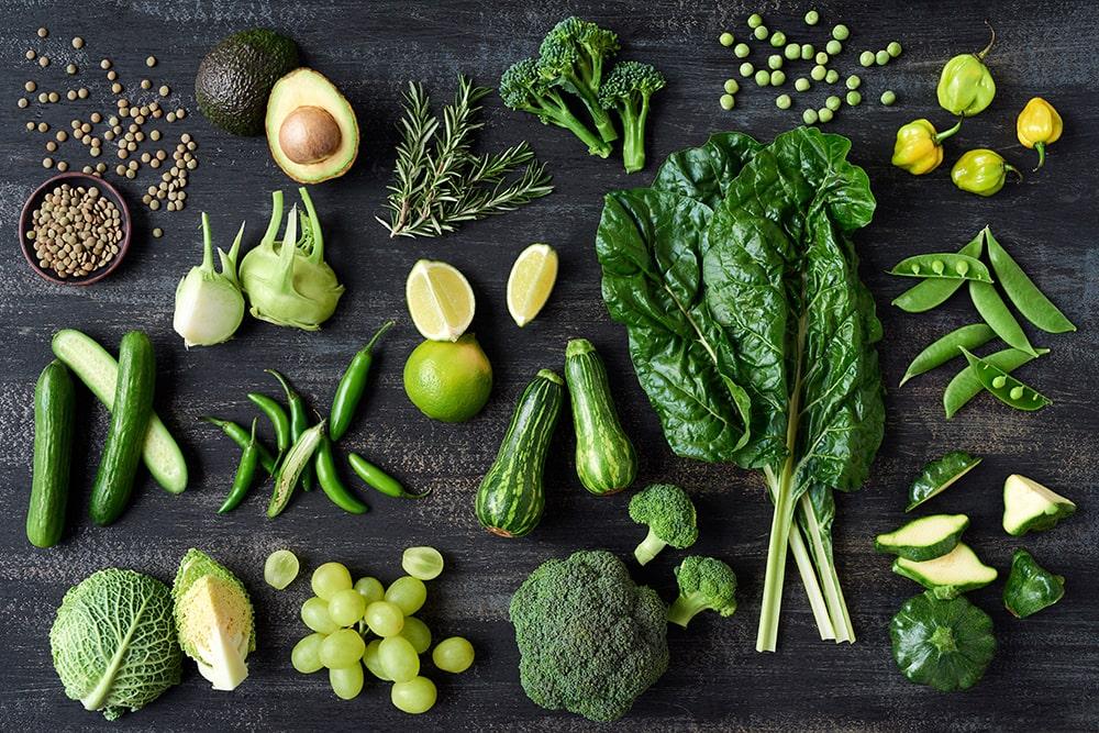 Il trionfo del cibo verde - Faber