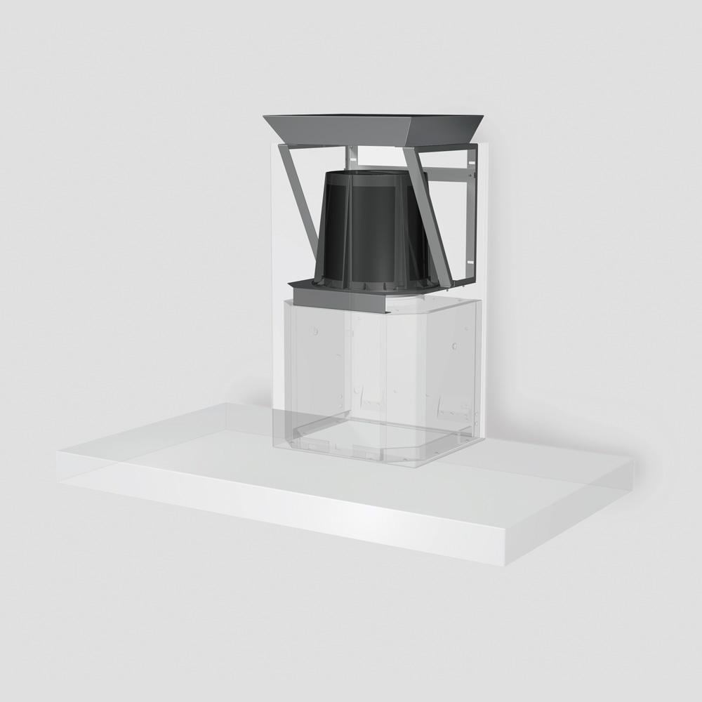 KIT HFH - Kit High Filtering Hood