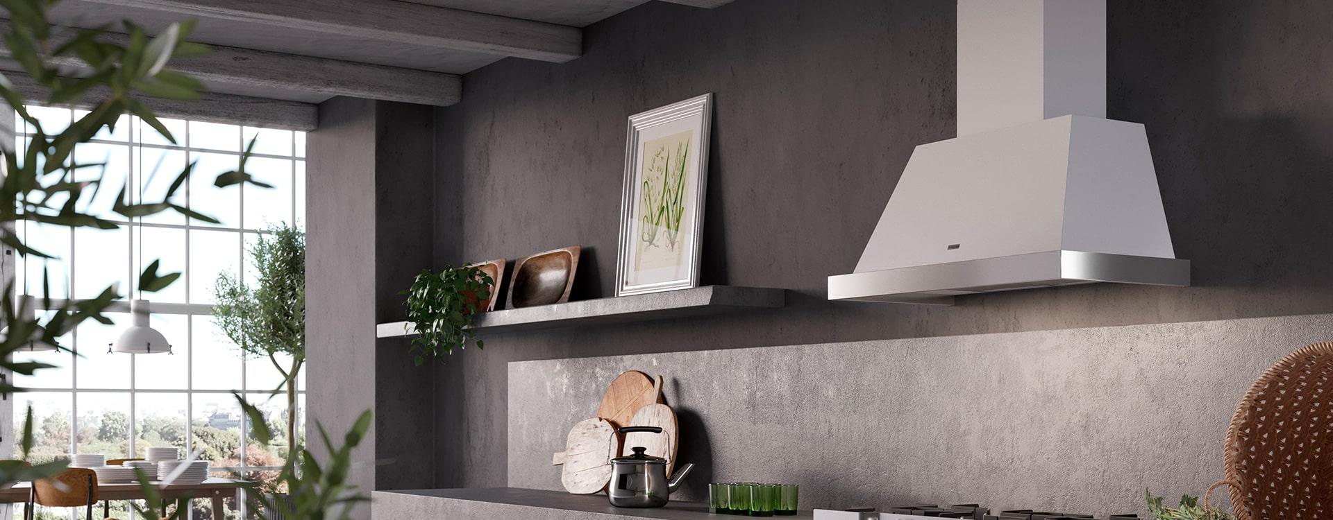 FABER Cappe da Cucina e Piani Cottura a Induzione Made in Italy
