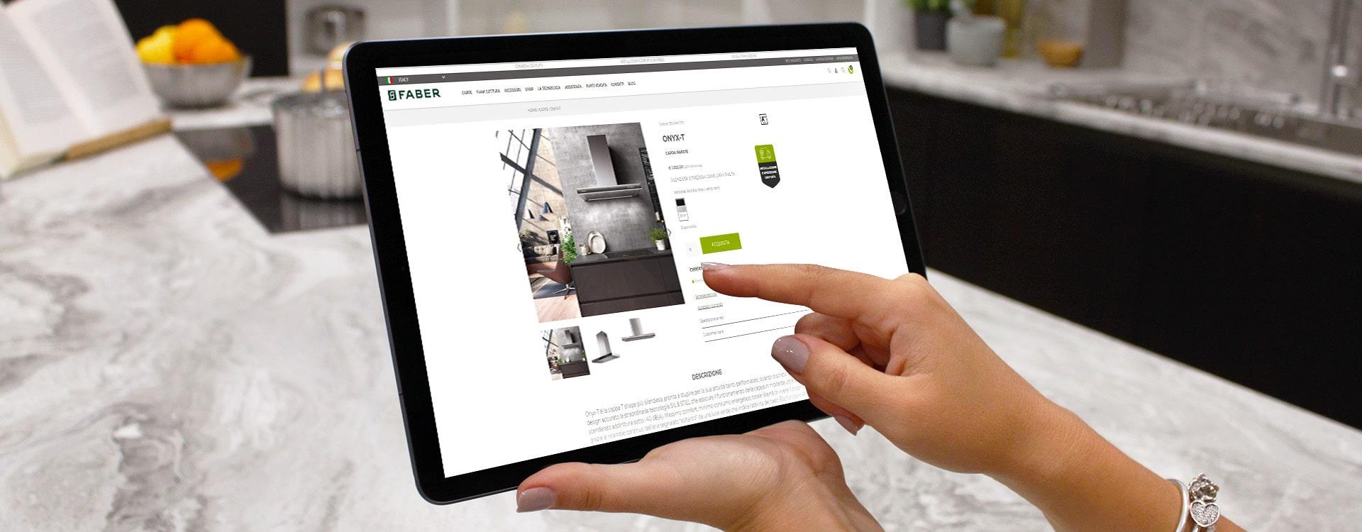 faber shop online