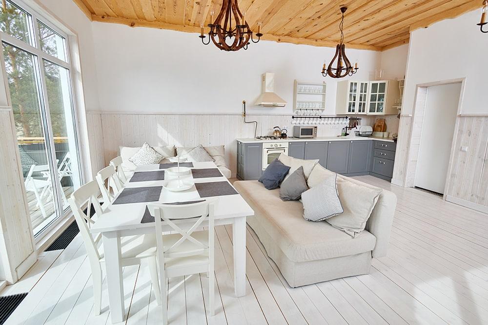 Arredare la cucina in stile nordico - Faber
