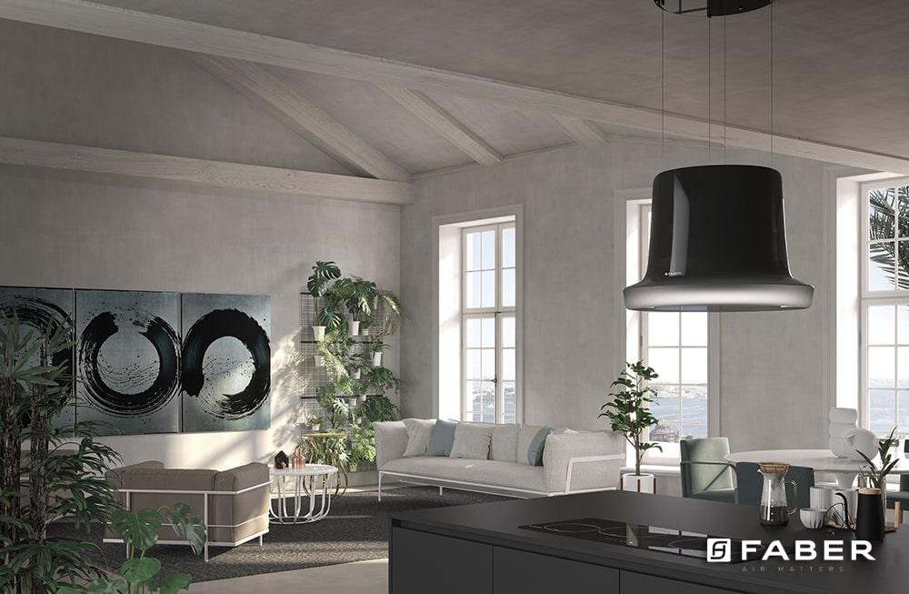 GLOW_SET Arredare una cucina a vista: idee e soluzioni - Faber