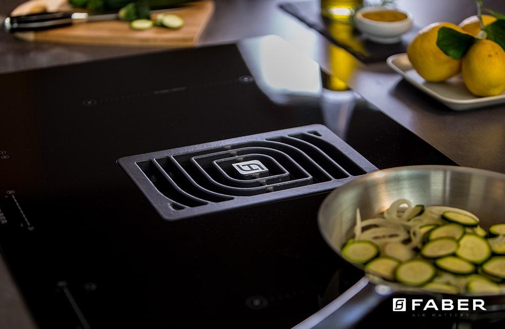 Galileo - Sfruttare le nicchie in cucina per arredare - Faber