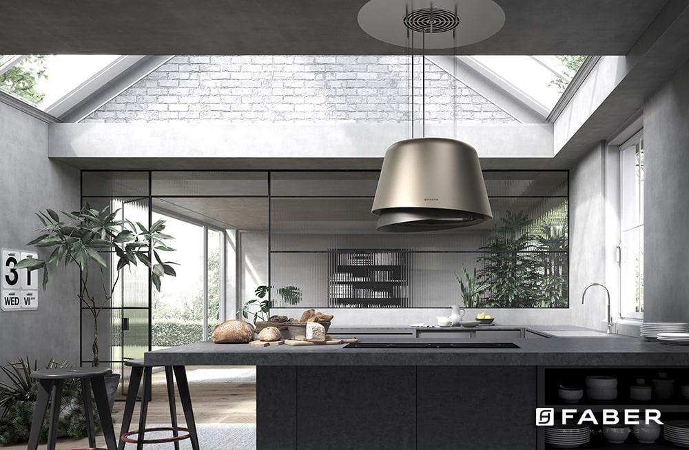 Arredare una cucina a urban chic: soluzioni e trucchi - Faber BELLE