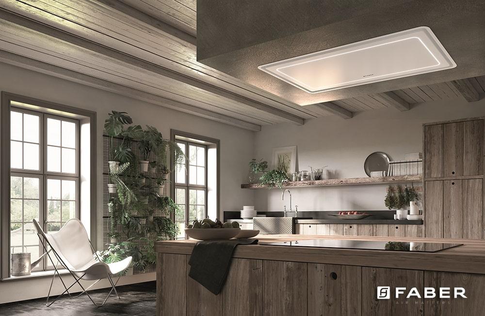 come rinnovare una cucina vecchia - Faber HIGH-LIGHT