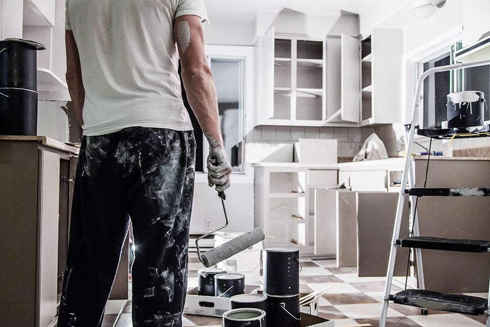 come rinnovare una cucina vecchia - Faber