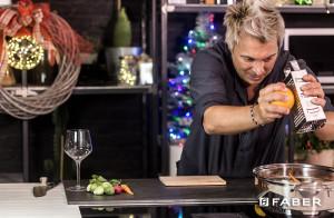 Antipasti e ricette per il menù di Natale di Andrea Mainardi - Faber