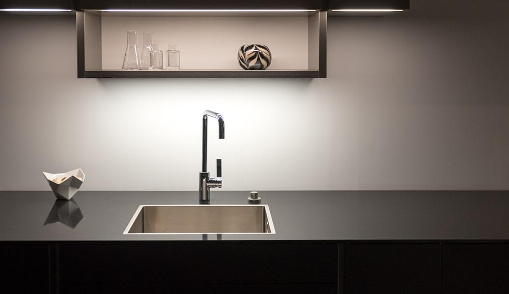 Come arredare una Cucina in stile minimal - Faber