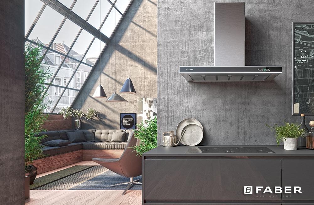 Idee e consigli per decorare la cucina per carnevale - Faber ONYX-T