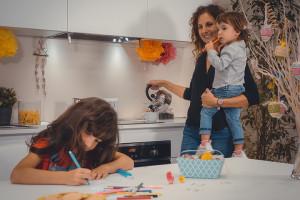 Idee e Decorazioni per Pasqua in cucina - Faber